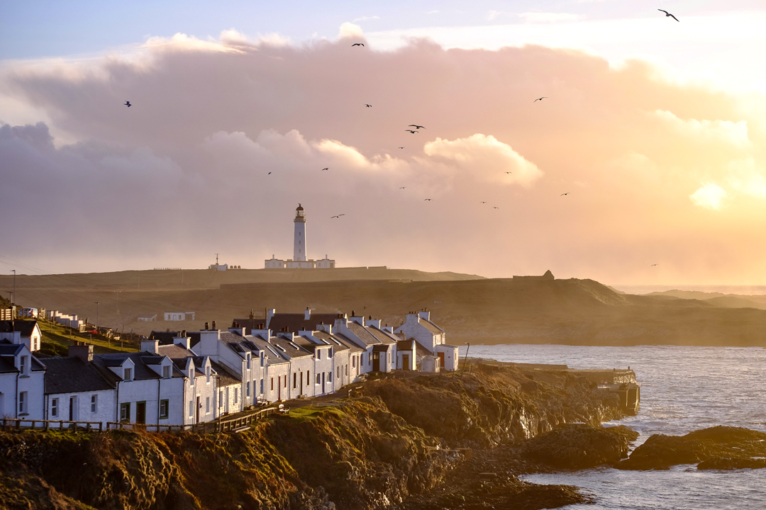 Portnahaven Islay Lighthouse 2